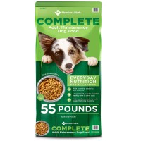Member's Mark Complete Adult Maintenance Dry Dog Food - 55 Lbs.