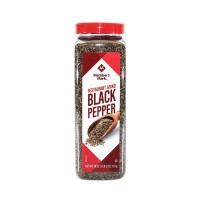 Member's Mark Restaurant Black Pepper - 18 oz. (Case of 12)