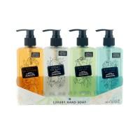 Member's Mark Luxury Hand Soap, Variety Pack -13 fl. oz. (Pack of 4)