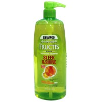 Garnier Fructis Sleek & Shine Shampoo, Pump - 40 fl. oz.