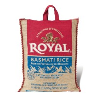 Royal Basmati Rice - 20 Lbs. (1 Bag)