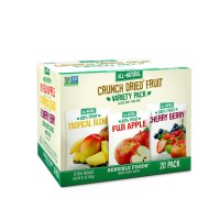 Sensible Foods Crunch Dried Fruit Variety Pack - 0.34 oz (Box of 20)