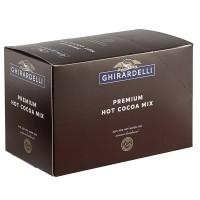 Ghirardelli Premium Hot Cocoa Mix Packets - 1.5 Oz. (15 Packets Per Box) - 1 Box