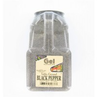Ground Black Pepper - 5 Lb. (Case of 6)