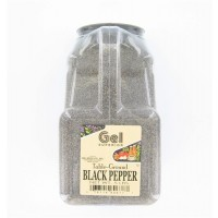 Ground Black Pepper - 5 Lb.