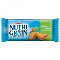 Kellogg's Nutri-Grain Cereal Bar, Apple Cinnamon, 1.3 oz.