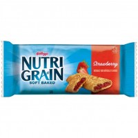 Kellogg's Nutri-Grain Cereal Bar, Strawberry, 1.3 oz.