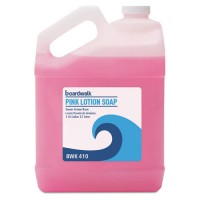 Silky Pink Hand Soap - 1 Gallon (Case of 4)