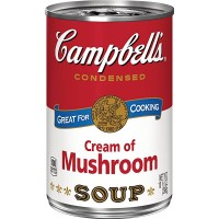Campbell's Cream Of Mushroom Soup - 10.75 oz (Case of 48)