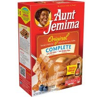Aunt Jemima Complete Pancake Mix - 2 Lb. (Case of 12)