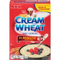 B and G Foods Cream Of Wheat Quick 28 oz. Cereal (Case of 12)