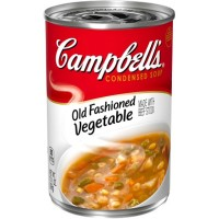 Campbell's Old Fashion Red and White Vegetable Soup - 10.5 oz (Case of 12)