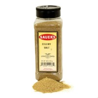 C.F. Sauer Foods Celery Salt - 36 oz (Case of 6)