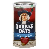 Pepsico 1004 Standard Quaker Oats - 18 oz (Case of 12)