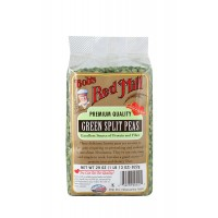 Bobs Red Mill Green Split Peas - 29 oz.