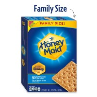 Nabisco Honey Maid Crackers - 25.6 oz (Case of 6)