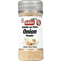 Badia Onion Powder - 2.75 oz (Case of 12)