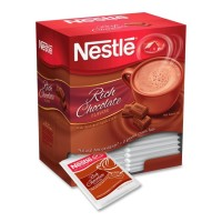Nestle Rich Chocolate Hot Cocoa Mix Beverage - 0.71 Oz. (50 Packets Per Box) -  6 Boxes
